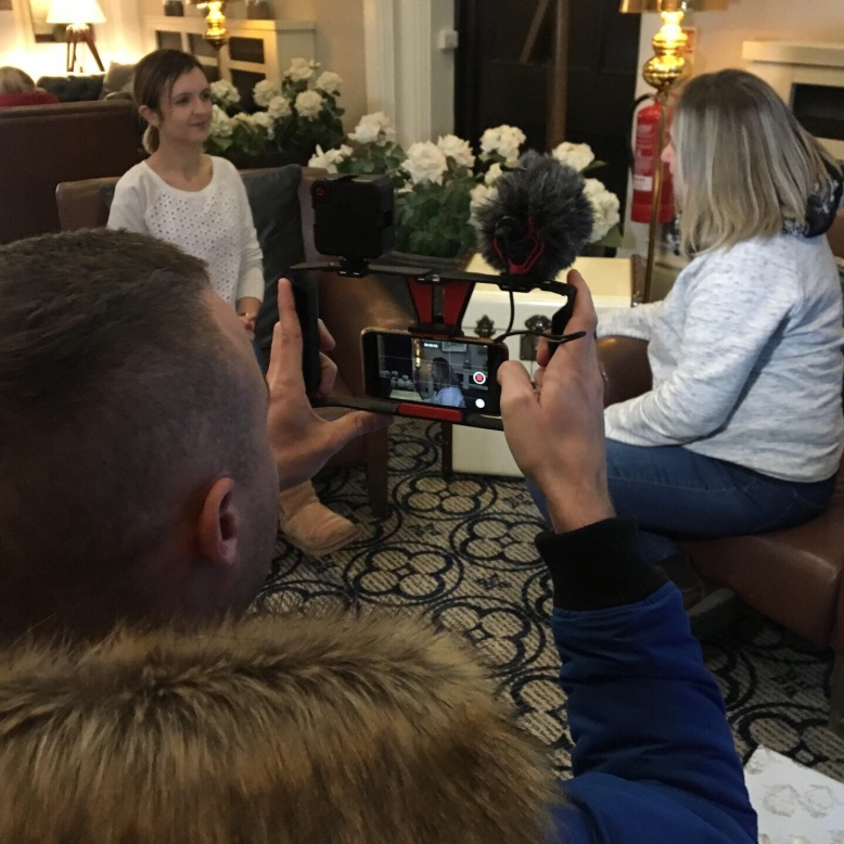 Smartphone Video Training with Focus 'n Develop